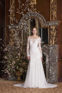 wedding dress - lhuillier