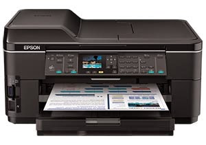 download printer epson wf-7511