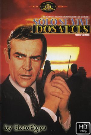 007 Solo se vive dos veces 1080p Latino