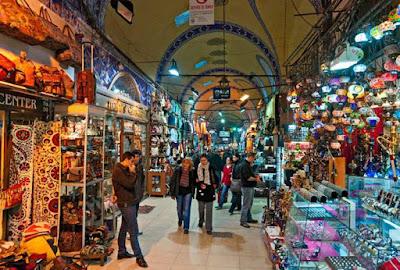 افضل اماكن التسوق في اسطنبول (أسواق شعبية - مولات)