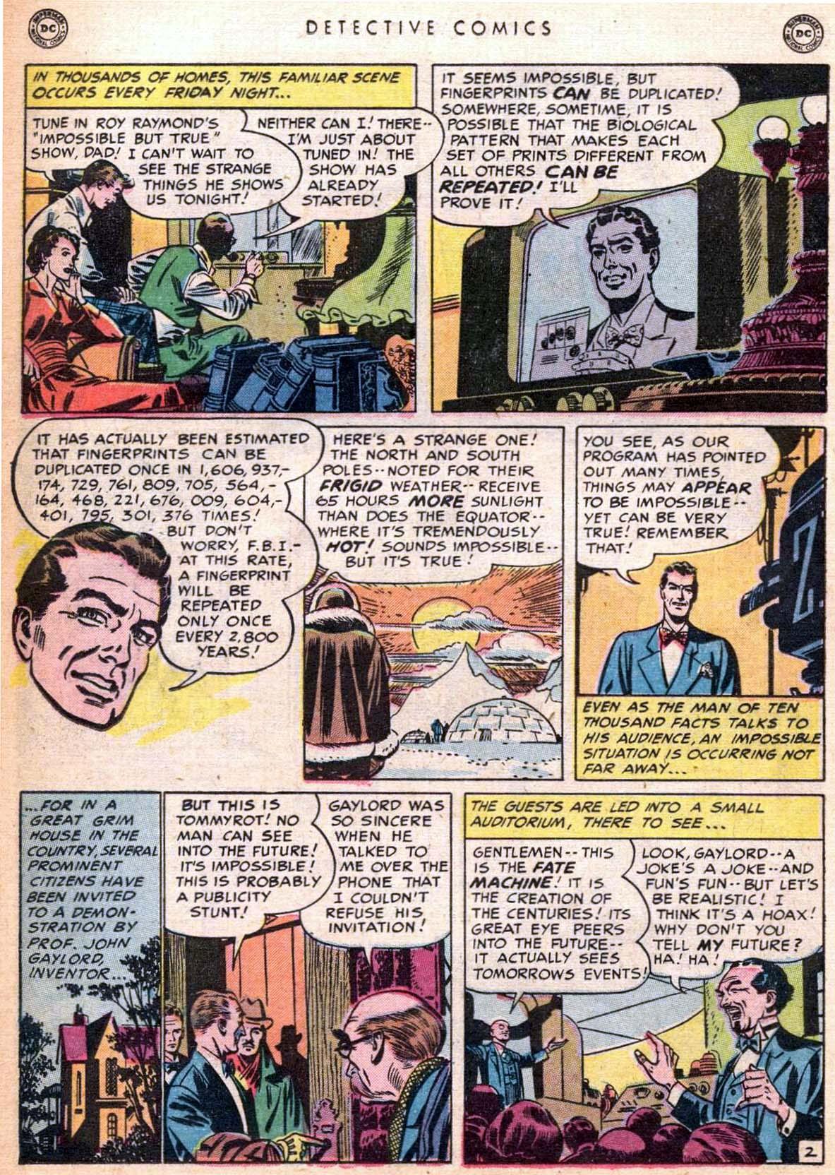 Detective Comics (1937) 157 Page 17