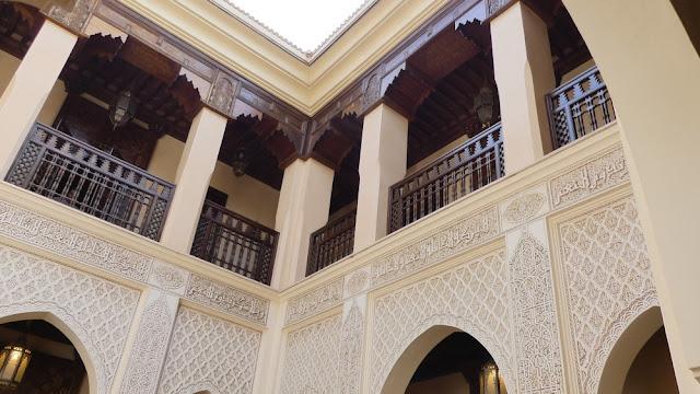 Riad Kniza, Marrakesch