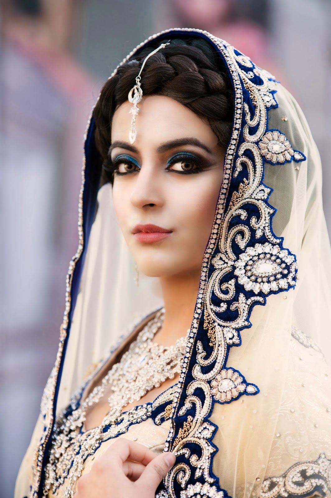 NEW ASIAN BRIDAL MAKEUP 2015 ~ Fashionip