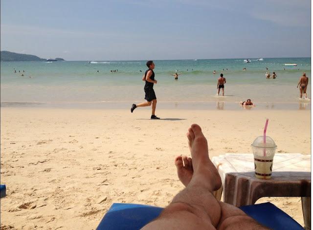 Phuket Beach (C) Kundenfoto
