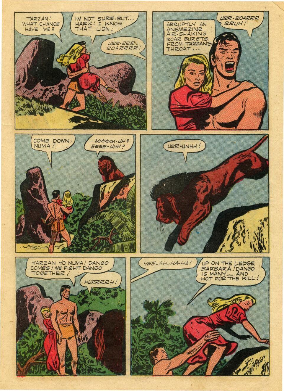 Tarzan (1948) issue 72 - Page 15