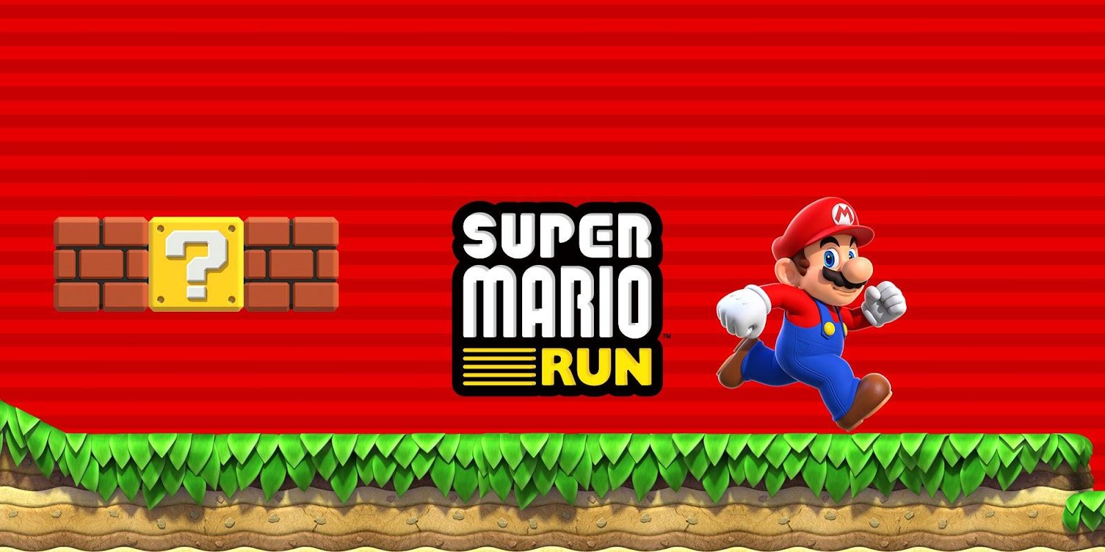 تحميل لعبه Super Mario Run قريبا لمتجر آبل