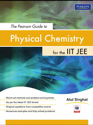 Pearson guide to physical chemistry for iitjee