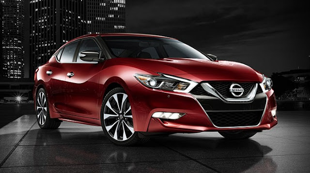 2017 Nissan Maxima Review UK