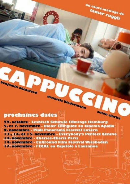 [ACTUALIZADO] Cappuccino - Corto - Suiza - 2010 - Sub español + Infografía