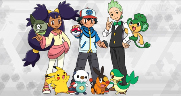 Pokemon Best Wishes Subtitle Indonesia