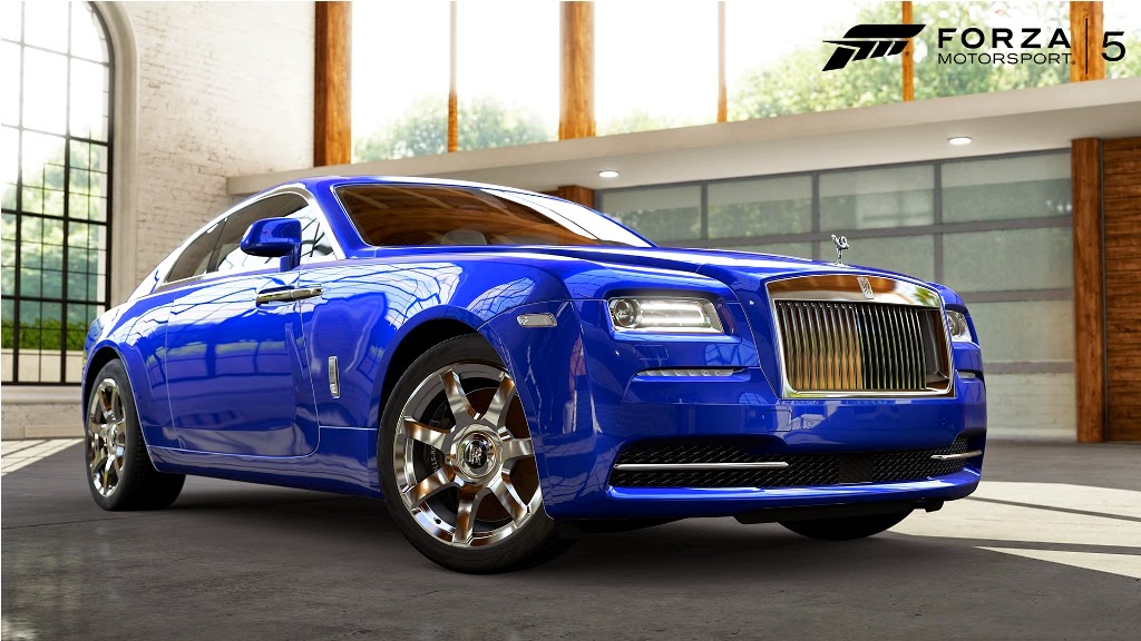 Rolls-Royce in Forza Motorsport 5