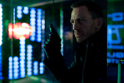 New trailer of James Bond Skyfall