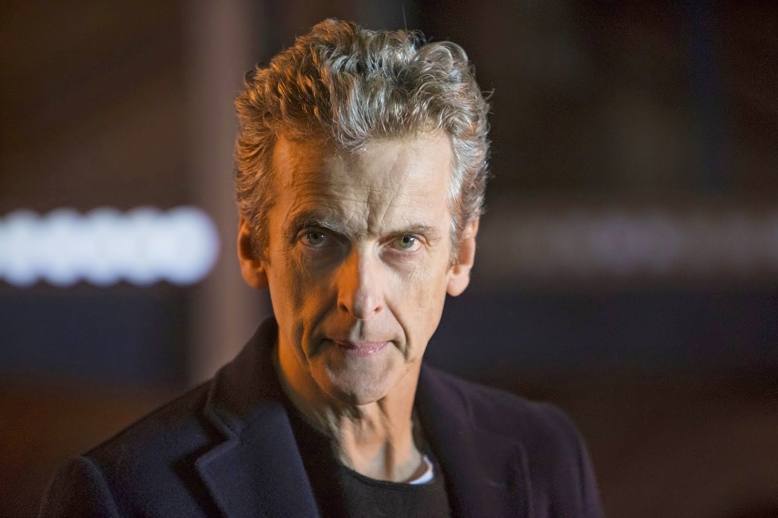 Doctor Who Last Christmas.The Gallifreyan Gazette Doctor Who Peter Capaldi On Last