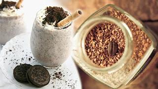 oreo milkshake yapımı - KahveKafeNet