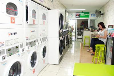 peluang usaha laundry koin