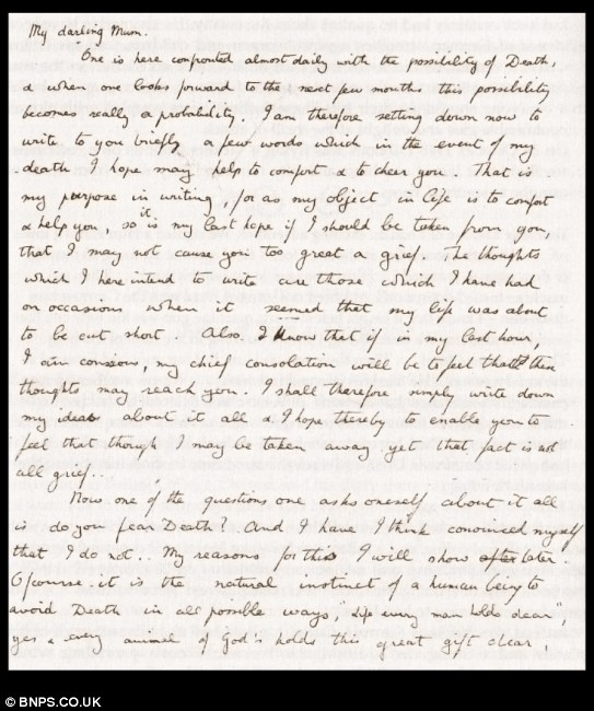 Soldiers Last Letter.Post News Last Letters To Loved Ones From Soldiers Who