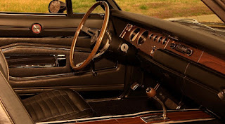 1970 Dodge Charger RT Six Pack Dashboard
