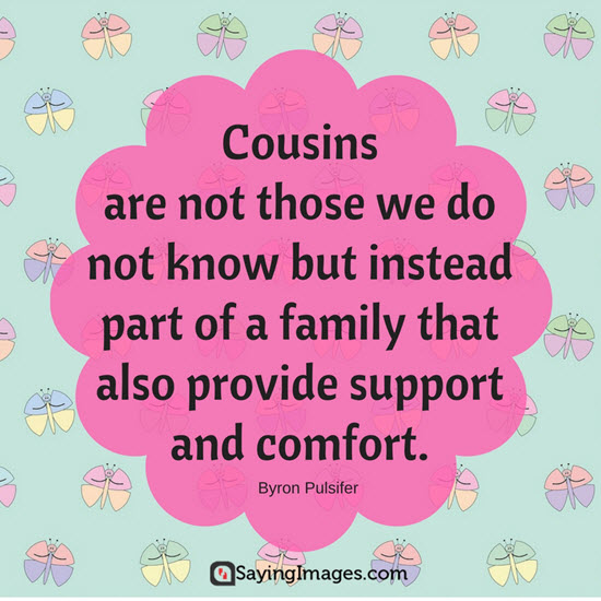 cousin-family-quotes