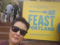 Feasting in Portland