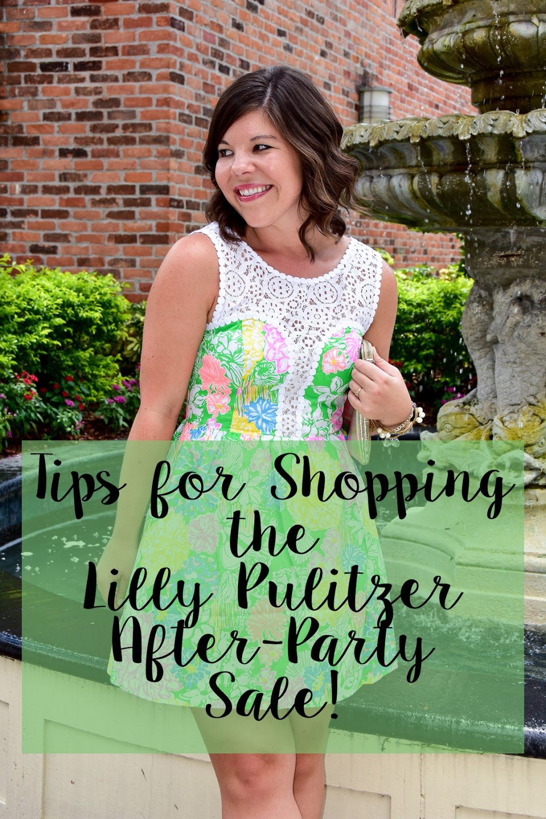 Tips for Shopping the Lilly Pulitzer After-Party Sale!