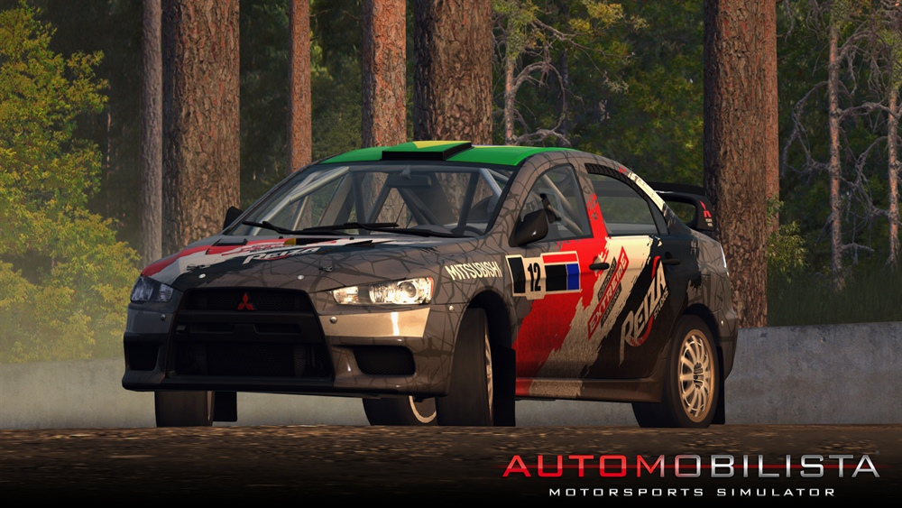Automobilista PC Game Download Poster