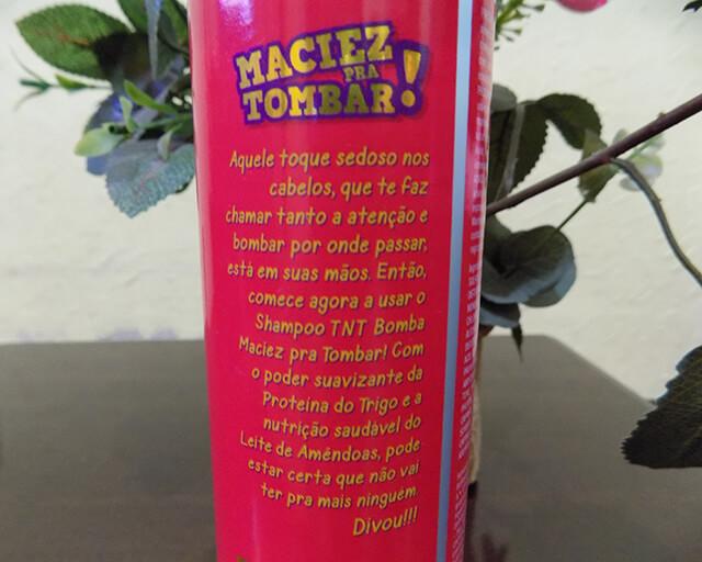 Resenha Shampoo Novex TNT - Blog Fernanda Dantas