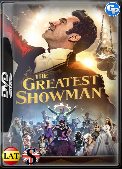 El Gran Showman (2017) DVD5 LATINO/INGLES