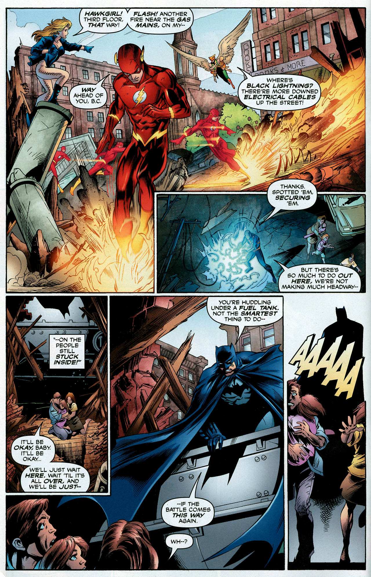 Read online Trinity (2008) comic -  Issue #4 - 5