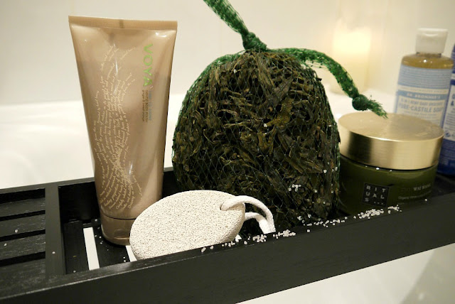 Spa In Your Own Home Voya Seaweed Bath The Body Shop