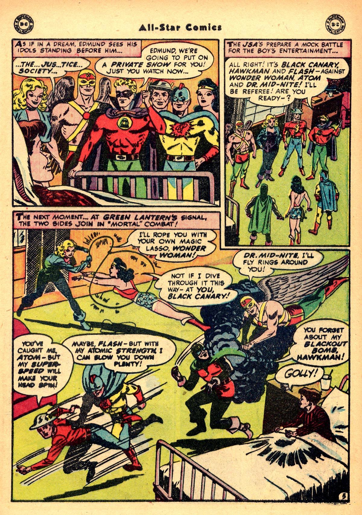 Read online All-Star Comics comic -  Issue #48 - 7