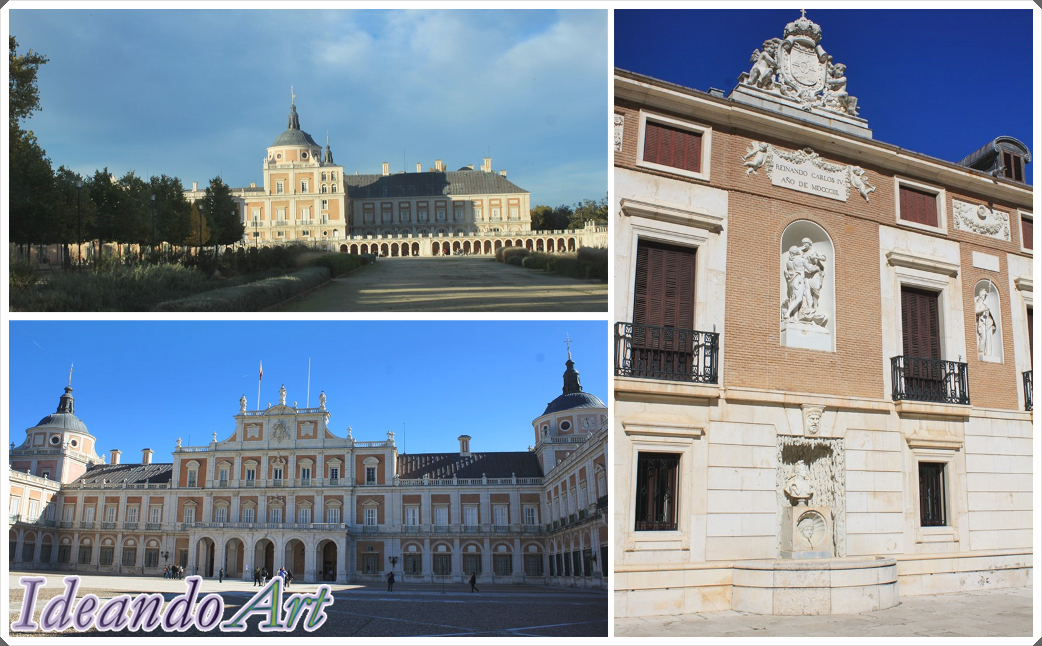 Palacio Real y Casa del Labrador Aranjuez