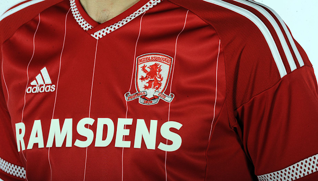 El Middlesbrough renueva con adidas