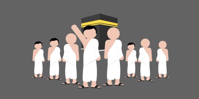 Tiga Amalan Berpahala Setara Ibadah Haji