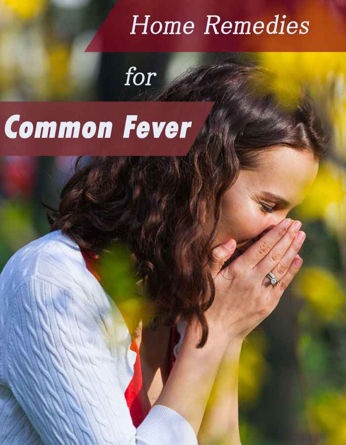 Home Remedies for Common Fever