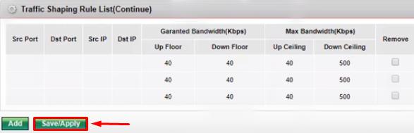 SOLVED: PLDT ADSL Router Bandwidth Limit | Techniquehow Com