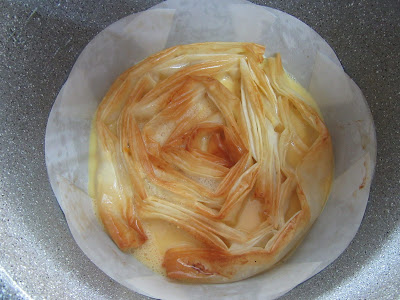 Ruffle milk pie Olla GM