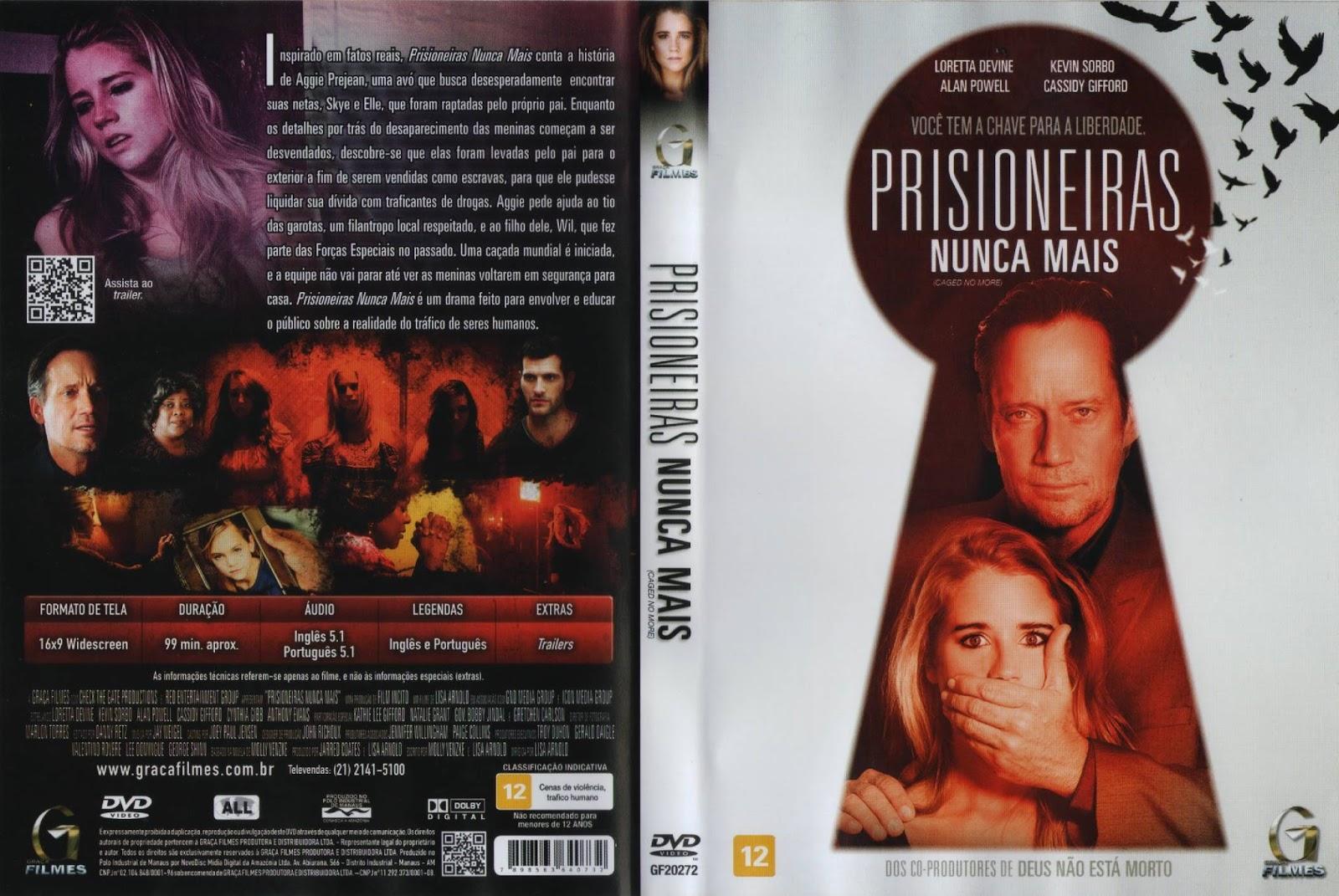 Resultado de imagem para Prisioneiras Nunca Mais capa