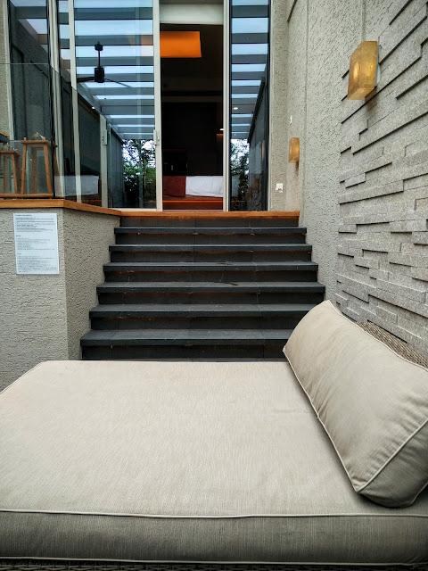 hotel review spg le meridien onsen suite sentosa island