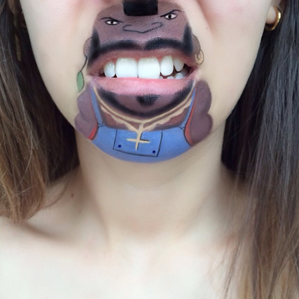 Photos Mesmerizing Lip Arts That Will Leave You Breath Taken