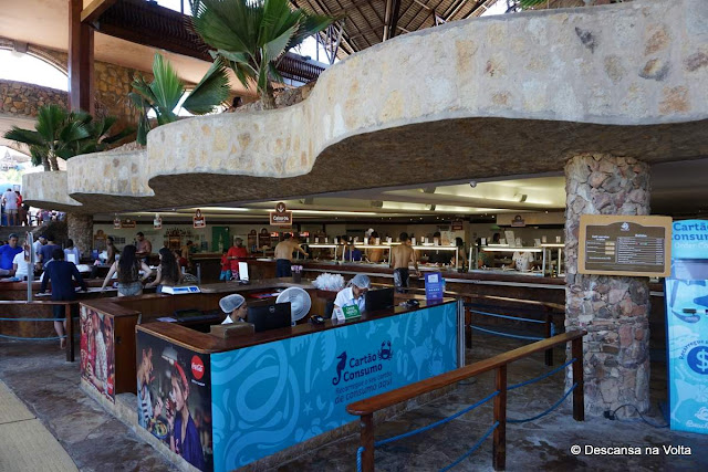 Restaurante do Beach Park