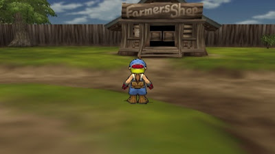Farmer's Shop Harvest Moon: Save The Homeland