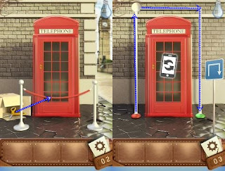 Escape World of Travel London Level 1 2 3 4 5