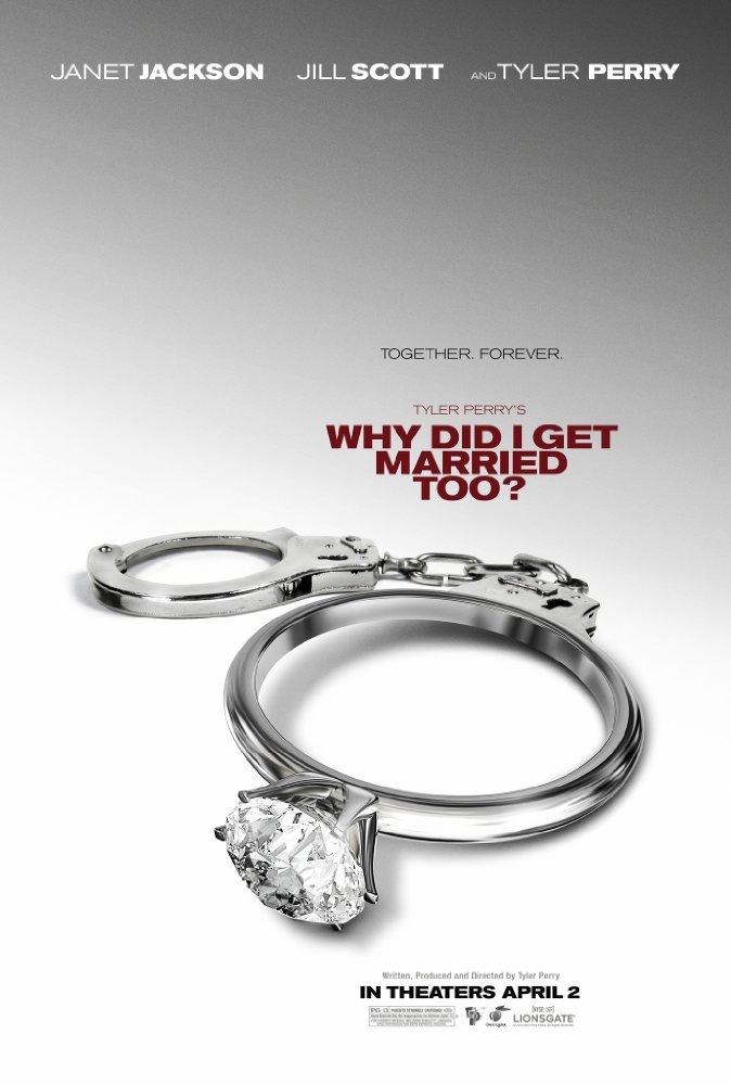 Why Did I Get Married Too?