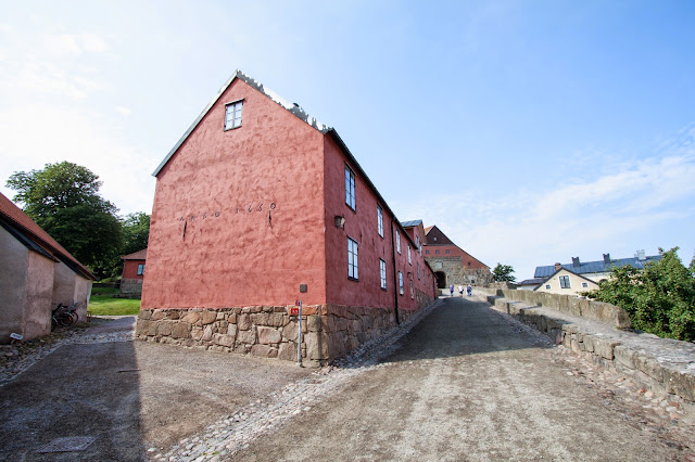 Kallbadhuset-Fortezza medioevale
