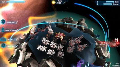 لعبة Space Overlords