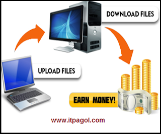 Make Money Uploading Files | UPLOAD.AC