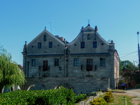 Кременец. Дома-близнецы (17 век)