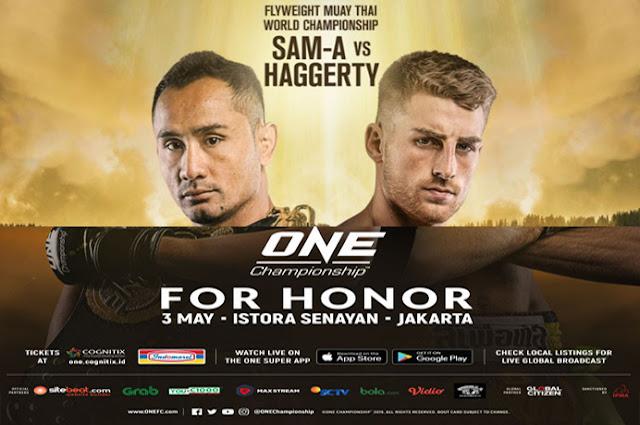 Juara Dunia Muay Thai Akan Pertahankan Gelarnya Di Jakarta