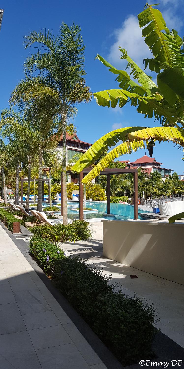 Luxury Eden Bleu Hotel @ Eden Island ~ Mahé ~ Seychelles by ©Emmy DE