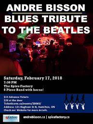 Andre Bisson: Blues Tribute to the Beatles